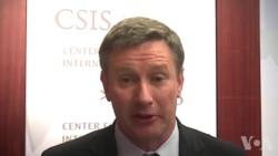 希勒谈澳美军事同盟的中国因素原声视频