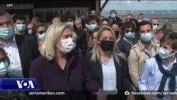 E djathta ekstreme franceze humb terren në zgjedhjet rajonale