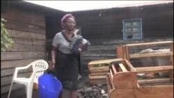 Les difficultés de Dorothée, réfugiée burundaise à Goma