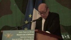La France va mettre fin à son opération militaire en Centrafrique