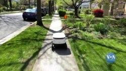 Роботи приходять на допомогу вашингтонцям. Відео