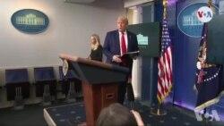 Lajistis nan New York ap fouye kazye finansye Prezidan Donald Trump