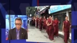 VOA连线:藏人自焚事件