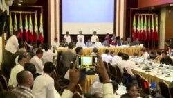 2015-03-31 美國之音視頻新聞:緬甸政府與反叛組織簽署和平協議草案