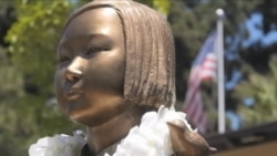 Comfort Women Statue Sparks Debate in California