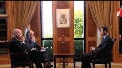 2013-05-19 美國之音視頻新聞: 阿薩德強調明年選舉前不會下台