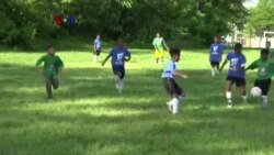 Distribusi Alat Olahraga untuk Anak-anak di Washington DC