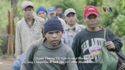 Thêm 4 người Thượng Việt Nam bị Campuchia trục xuất