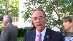 В США заарештовано конгресмена-республіканця за звинуваченнями в інсайдерських угодах. Відео