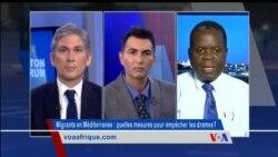 Washington Forum du 28 mai 2015 : le drame des migrants en Méditerranée