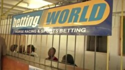Horse Betting Continues in Zimbabwe Despite Harsh Economy, Cash Shortages