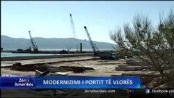 Modernizimi i portit të Vlorës
