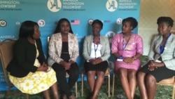 Mandela Washington Fellows Wrap up 2015 Program
