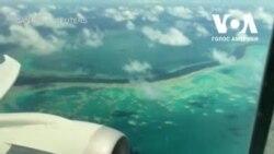 «Політ в нікуди» австралійської авіакомпанії. Відео