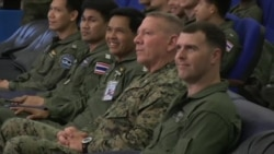 美军称与亚洲国家互动迅猛增强