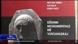 """Albumi """"Dëshmi monumentale në Vuksan-Lekaj"""""""