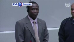 VOA60 Afrika: Mahakama ya kimataifa ya ICC yaamrisha kamanda la kundi la LRA la Uganda kufunguliwa mashtaka kwa makosa 70 ikiwemo ubakaji .