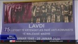 75 vjetori i Kryengritjes Antikomuniste të Malësisë së Madhe