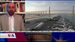 Dr. Muhameed Salehzadeh Alozîya Amerîka û Îranê Dinirxîne