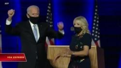 Truyền hình VOA 11/11/20: Vì sao lãnh đạo Việt Nam chưa chúc mừng ông Joe Biden?