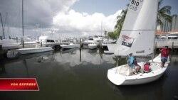 Chơi thuyền buồm, liệu pháp tốt cho sức khỏe