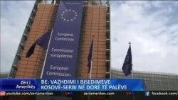 BE dhe bisedimet Kosovë-Serbi
