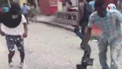 Ayiti: Ensidan nan Manifestasyon Kont Prezidan J. Moïse nan Pòtoprens