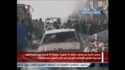 Despite Talks, Attacks Kill 60 in Syria