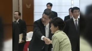 """海峡论谈:中韩""""牵手"""" 台湾变""""小三""""?"""
