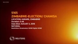 Opposition MDC Alliance Leader Makes Appearance at Press Conference