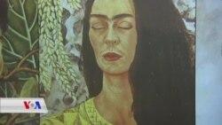 Pêşangeha Înteraktîf ya Derheqa Jîyana Frida Kahlo