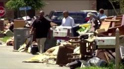 President Obama Promises Help for Flood-Stricken, 'Even After TV Cameras Leave'