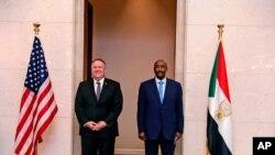 وزیر خارجه آمریکا دو ماه پیش به پایتخت سودان سفر و با مقامات این کشور دیدار کرد.