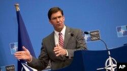 美国代理国防部长埃斯珀