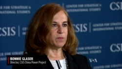 Bonnie Glaser, director, CSIS China Power Project