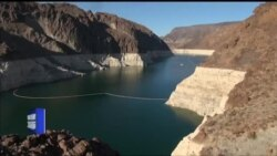ریاست نیواڈا کی میڈ جھیل خشک پڑنے لگی