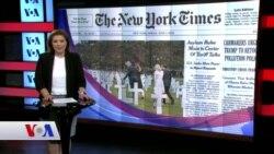 7 Haziran Amerikan Basınından Özetler