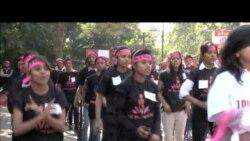 Hindistanda qadın zorakılıqlarına qarşı etirazlar