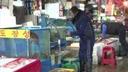 古老韩国鱼市抵制改造搬迁