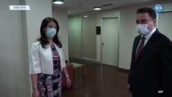HDP'den Ankara'da DEVA Partisine Ziyaret