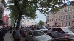 New York Şiddetli Protestolara Sahne Oluyor