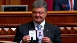 Tân Tổng thống Ukraine đối mặt với thử thách đầu tiên