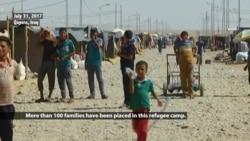 Families Linked to IS Face Uncertain Future in Iraqi Camp