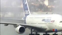 空中巴士將於2021年停產A380客機