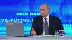 普京指责美国想要统领国际秩序