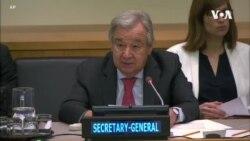 聯合國:維權人士必須得到保護和支持