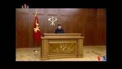 2015-01-01 美國之音視頻新聞: 金正恩稱願與南韓舉行高層會談
