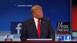 Trump Remains in Spotlight After First Republican Debate