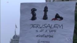 World Questions US Embassy Move Amid Gaza Death Toll