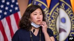 미국 연방하원의 이산가족 상봉 법안 발의를 주도한 그레이스 멩 민주당 의원.